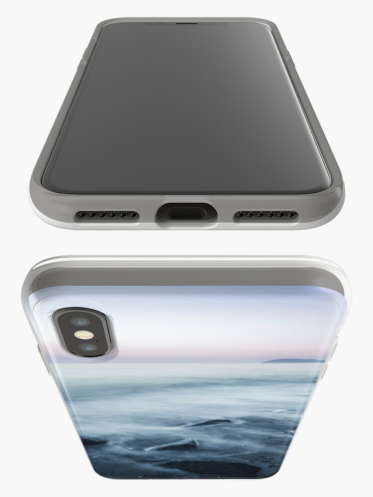 Alternate view of White Rock Beach, Killiney, Ireland iPhone Case & Cover