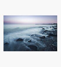 White Rock Beach, Killiney, Ireland Photographic Print