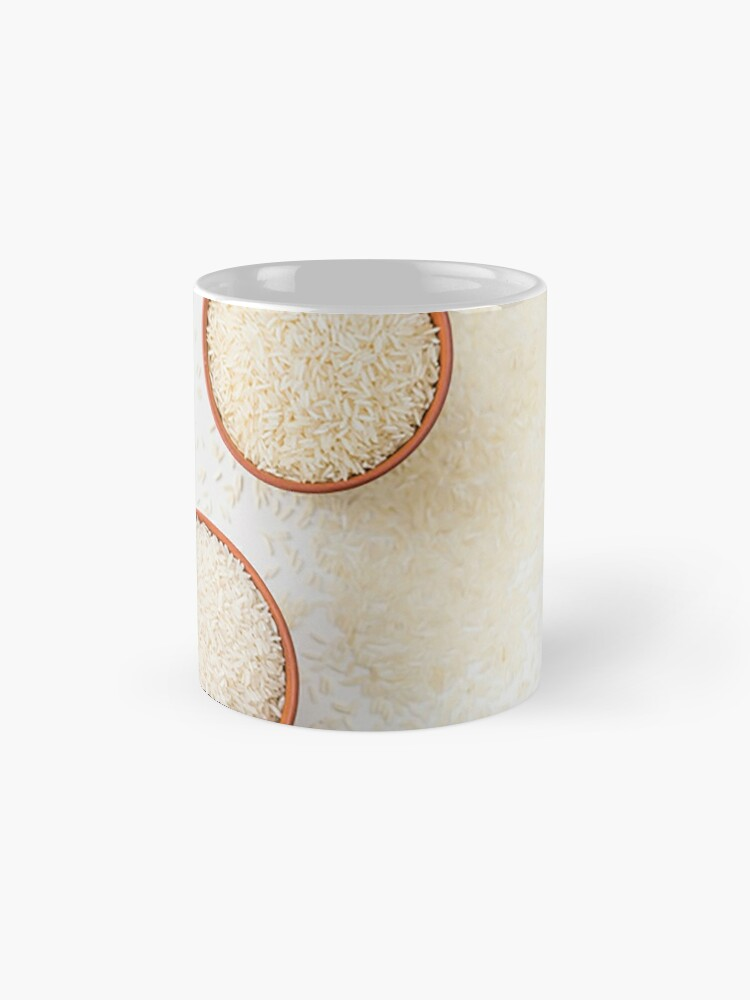 Vista alternativa de Taza arroz