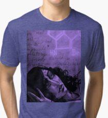 Hope (Purple Edition) Tri-blend T-Shirt