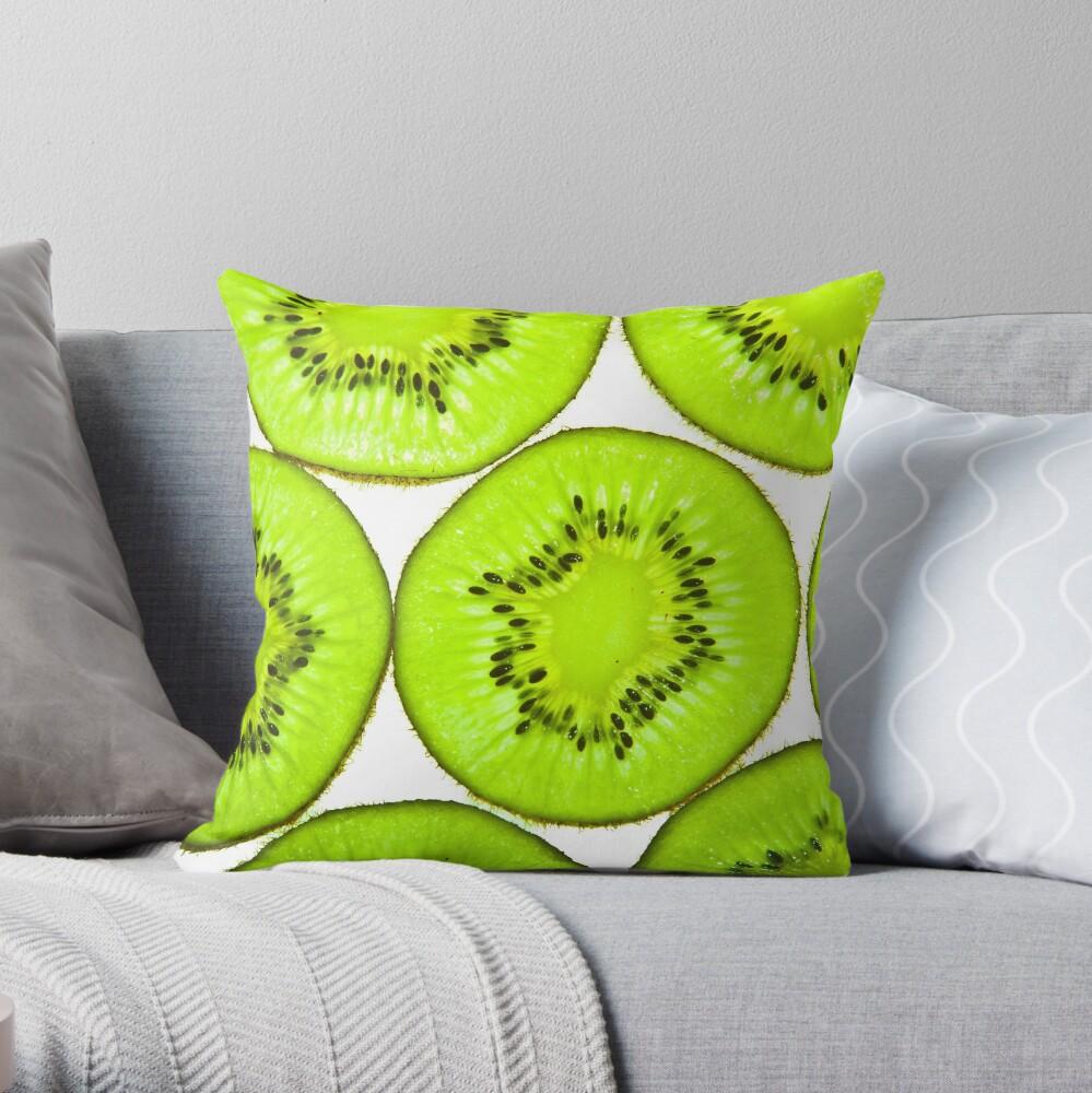 kiwi Fruit Dekokissen