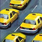 Taxi driver by Sandro Vivolo