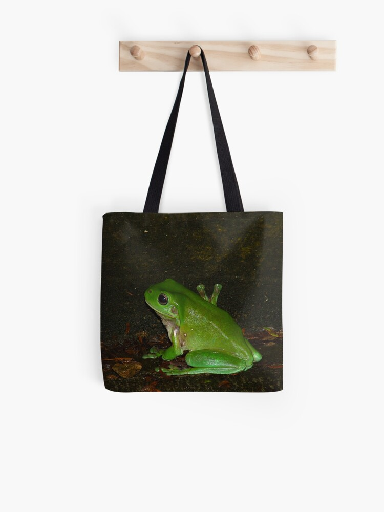 3a5758259711 Peace Frog | Tote Bag