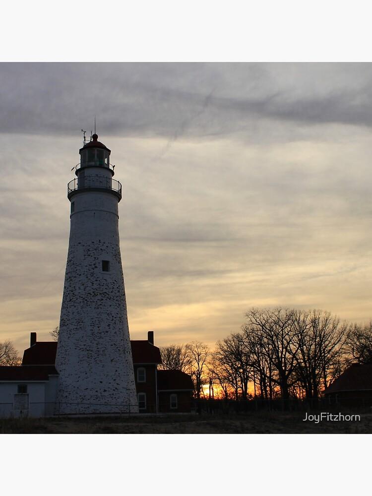Fort Gratiot Lighthouse #2 by JoyFitzhorn