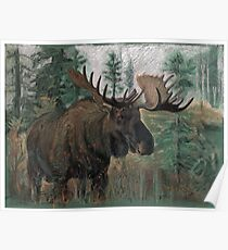The Moose Poster