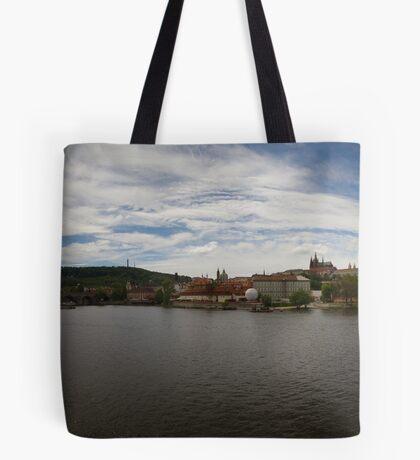 Prague - along the Vltava Tote Bag
