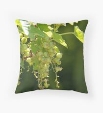 Soon We Will Be Delicious! Throw Pillow