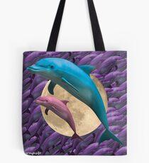 dolphin dream Tote Bag