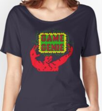 Game Genie Women's Relaxed Fit T-Shirt