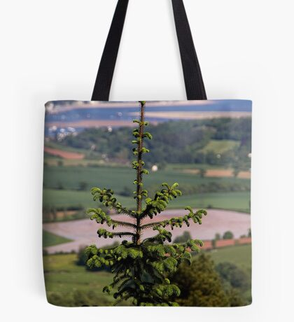 Tree View Tote Bag