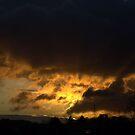 Burning Sky by Paul  Eden