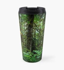 Rain in the Forest Travel Mug