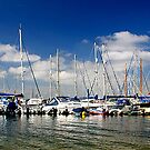 Mylor Marina2 by AndyReeve