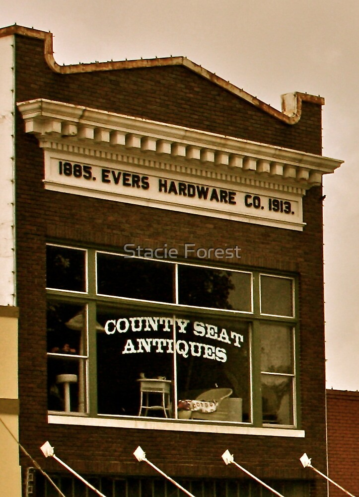 Downtown Hardware by Stacie Forest