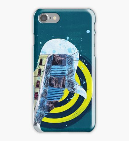 terra incognita iPhone Case/Skin
