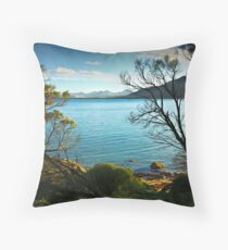 Sunrise - Fotheringate Bay - Flinders Island Throw Pillow