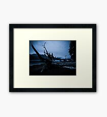 Lake Hallows Framed Print