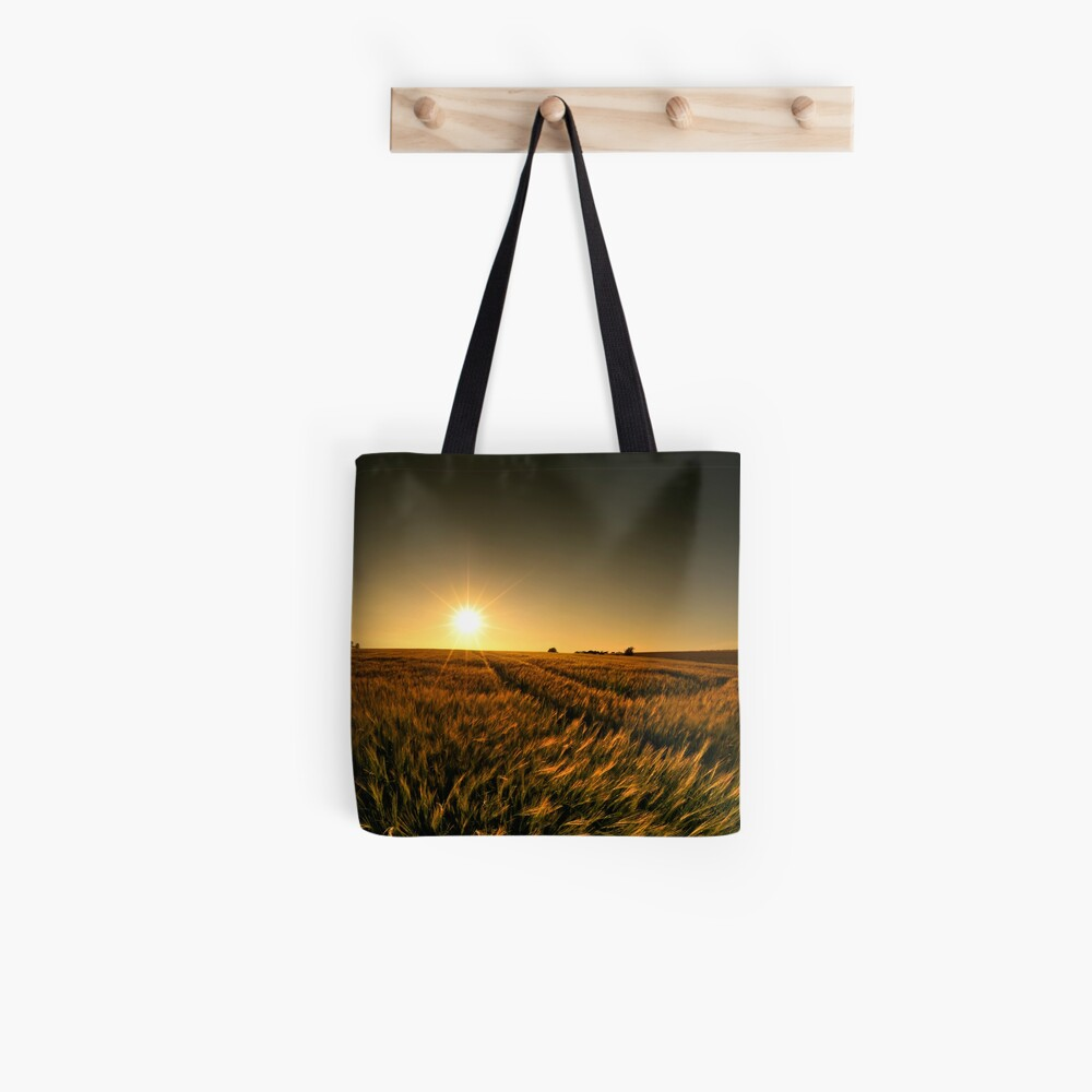 Sunny crop Tote Bag