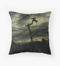 Hunting Throw Pillow