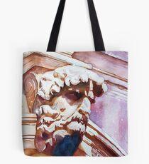 The Silent Venetian Tote Bag