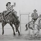 Ride 'em Cowboy by Samantha Cole-Surjan