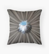 clear out Throw Pillow
