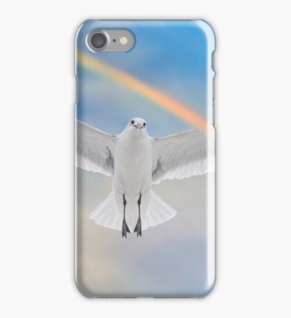 Soaring Seagull iPhone Case/Skin