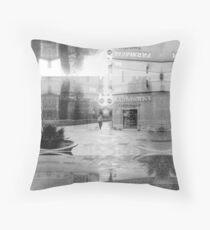 P1430597 _Luminance _Rasterbator _XnView _GIMP Throw Pillow