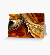 Mystical Cessations Greeting Card
