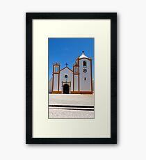 Praia da Luz Framed Print