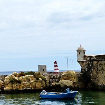 Lagos Portugal by calam19