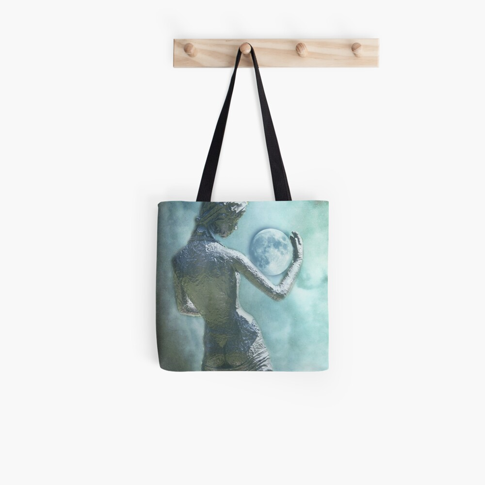 Symphony in blue Stofftasche