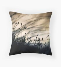 wild things - number 2 Throw Pillow