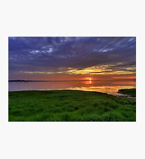 Mornings Coming Photographic Print