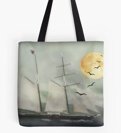 Ship of fools Tote Bag