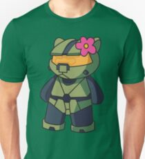 Halo Kitty Unisex T-Shirt