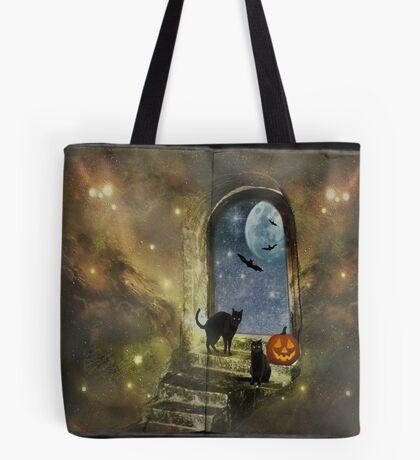 Halloween stories Tote Bag