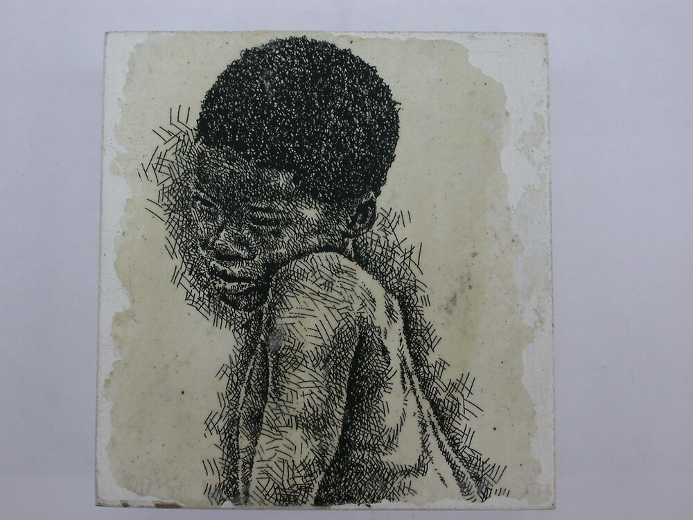 african portrait 1 by scottentot