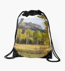Deb's Meadow Drawstring Bag
