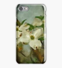 Cool Breeze Painterly iPhone Case/Skin