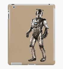 One Cyberman, Two Cybermen...99 iPad Case/Skin