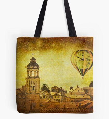 Time traveller Tote Bag