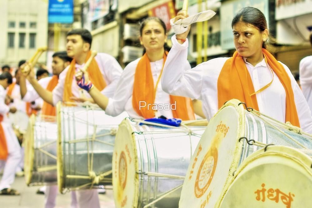 The Joy of Ending Festival by Prasad