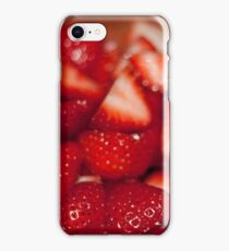 Strawberry iPhone Case/Skin
