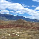 Painted Hills 1 by CarrieAnn