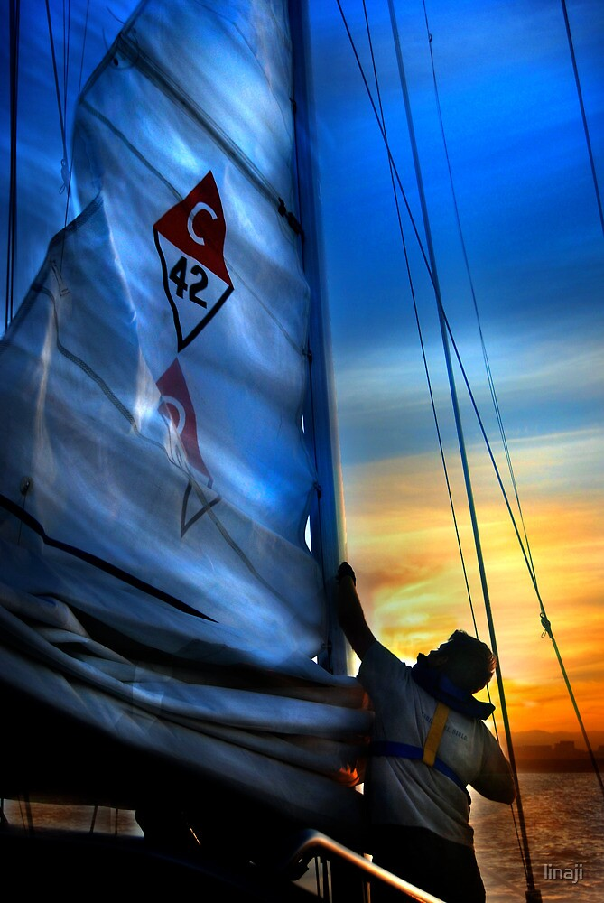 Set The Mast Down by: Linaji by linaji