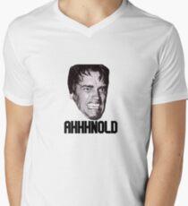 Arnold Schwarzenegger AHHHNOLD! V-Neck T-Shirt