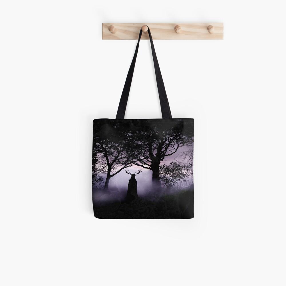 Shadow of Herne Tote Bag