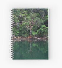 River Reflections Spiral Notebook