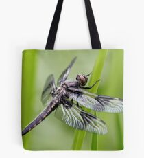 Young Spotted Marsh Dragon Tote Bag